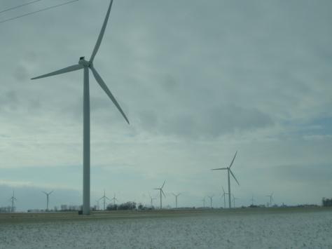 Harvest Wind I Wind Farm