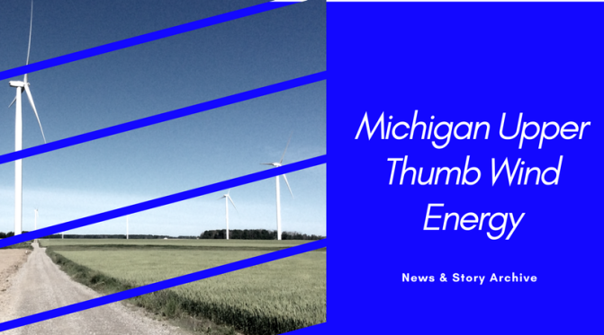 Akansas Company to supply Turbines for Michigan Wind Farm