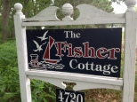 Caseville Cottage Signs