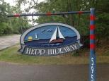 Caseville Cottage Signs