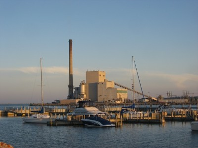 DTE to Close Harbor Beach Power Plant – Cite Thumb Loop and Pollution Rules