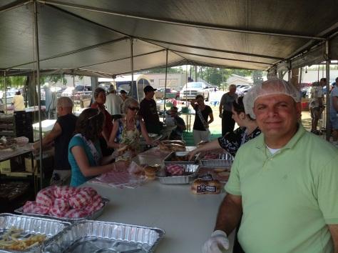 Bayport Fish Sandwich Festival