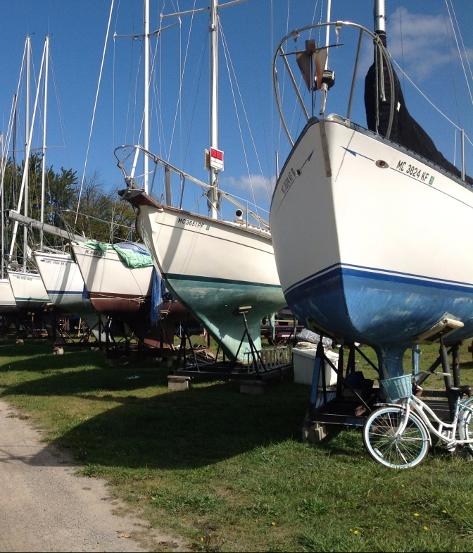 Huron County Boating & Sailing
