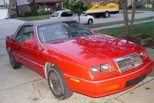 1990 Chrysler LaBaron