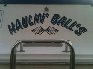 Haulin' Ball's