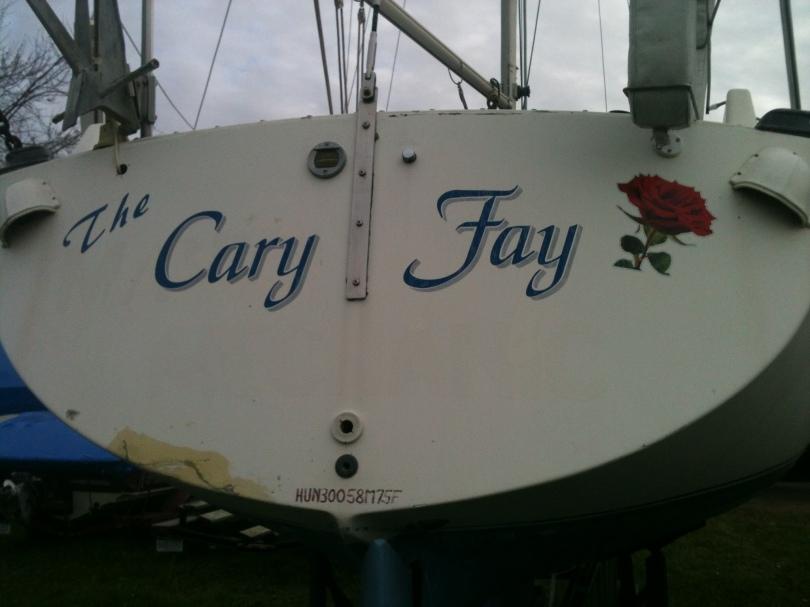 Caseville Marina Boat Names