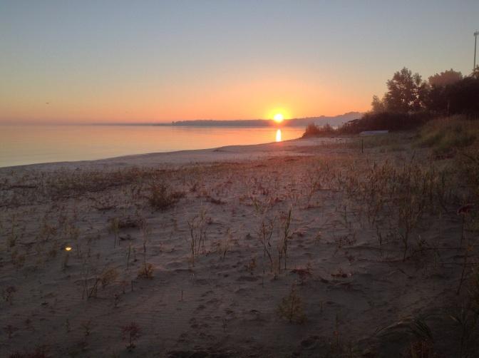 Thumb Sunrise