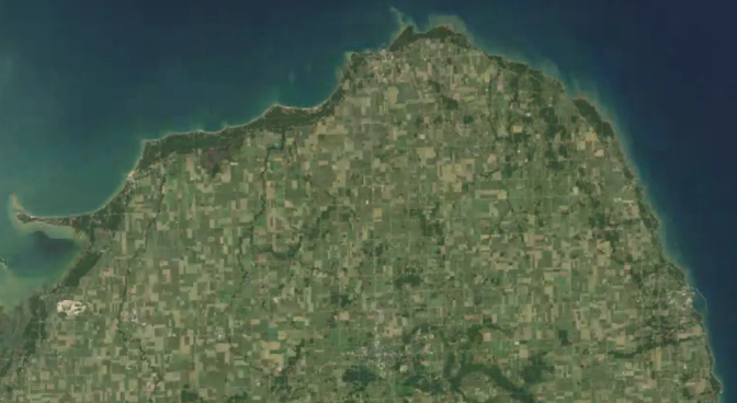 See 30 Years of Amazing Changes in Michigan's Thumb