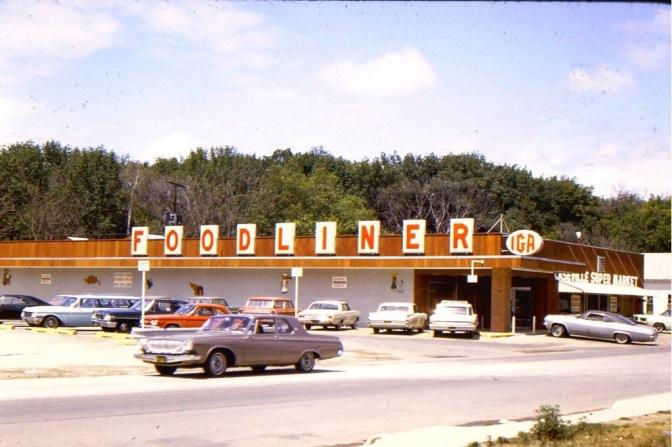 Flashback Thursday: Caseville IGA 1965