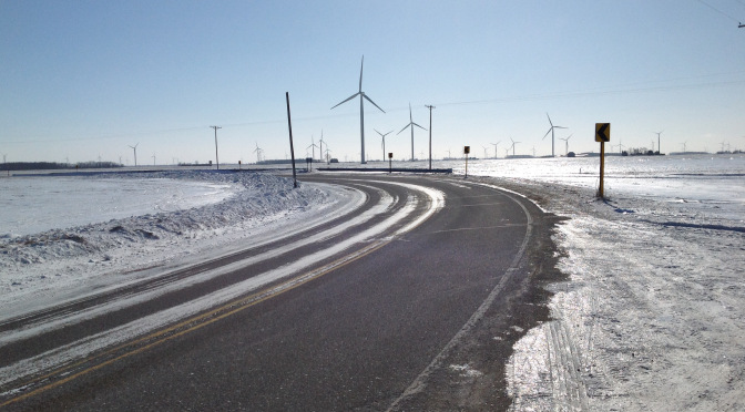 County's Draft of New Wind Regulations have Energy Companies Howling