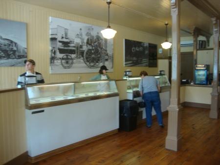 Rybak's Ice Cream Shop