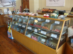 Rybak's Candy Counter