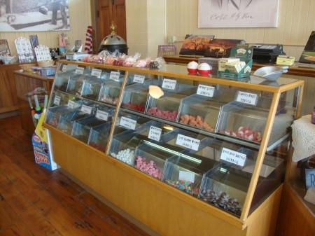 Rybak's Candy Counter