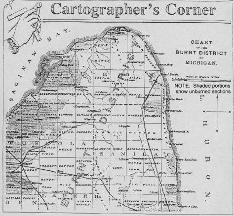 Michigan-Thumb-Fire-of-1881