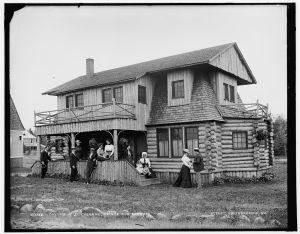 point cottage
