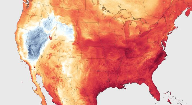 Record Heat means Potential of Blackout – A Checklist