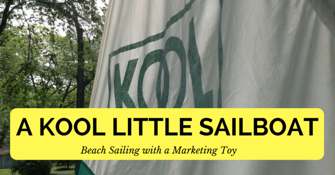 A Kool Little Sailboat
