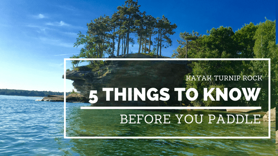 Paddle Turnip Rock – Five Things to Know