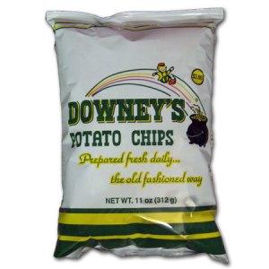 Downey's Potato Chips