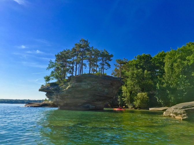 Turnip Rock Kayak