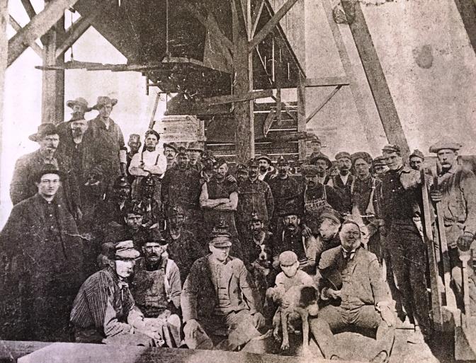 Updated – The Sebewaing Coal Mines