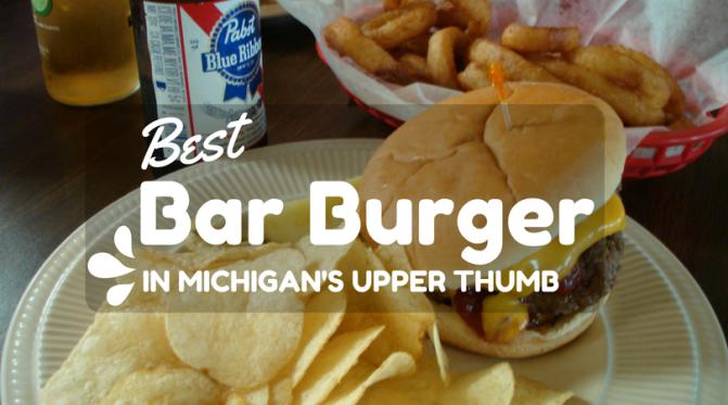 Shocker – The Best Cheeseburger is NOT in Caseville!