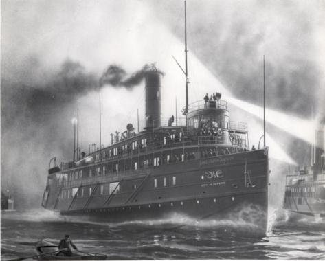 Steamship Alpena