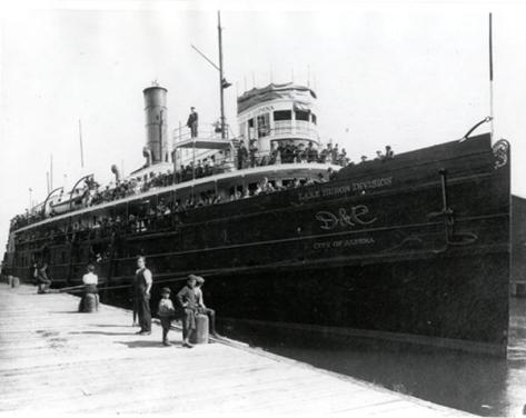 Steamship Alpena2