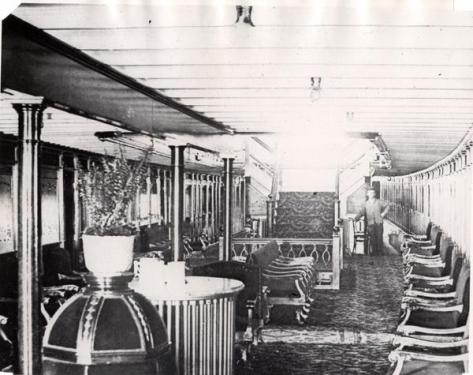 Steamship Interior