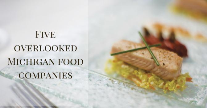 Five Overlooked Michigan foods