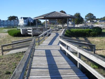 Bird Creek County Park Boardwalk