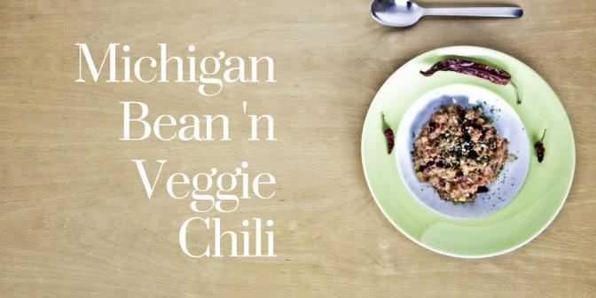 Michigan Ingredient Veggie Chili