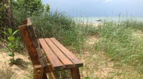 Saginaw Bay Beach